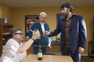 John Goodman, Alan Arkin and Ben Affleck in