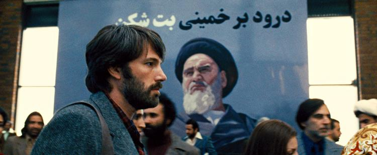 "Iran is considering filing a lawsuit over ""Argo,"" objecting to its ""unrealistic portrayal"" of Iran. It's unclear whom would be sued or where."