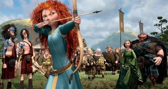 """Starting this month, more than 20 Disney titles, including """"Brave,"""" will be available for 3-D VOD viewing through Sensio Technologies' 3DGO! service."""