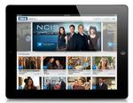 CBS launches streaming app for iPad, iPhone