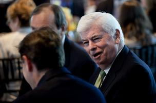 Chris Dodd and the MPAA are beefing up in the battle to get more support for film and television production from the California government.