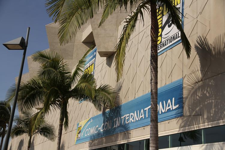 Some 130,000 fans of comic books, action figures, video games, movies, television, science fiction and fantasy, and pop culture in general descend on the San Diego Convention Center each July for the mother of all cons, Comic-Con.