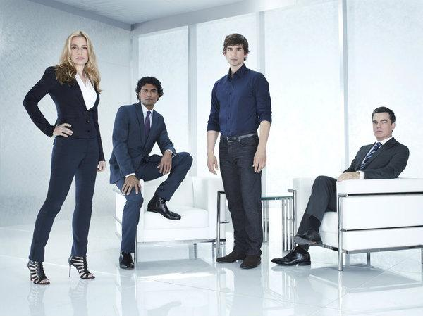 """USA Network's """"Covert Affairs"""" has actively experimented in social  television, ranging from Facebook, Twitter and Pinterest accounts to  interactive episodes produced exclusively for online."""