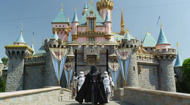 Darth Vader's move into the Magic Kingdom is a good move for Disney, for Lucasfilm, for George Lucas and for fans.