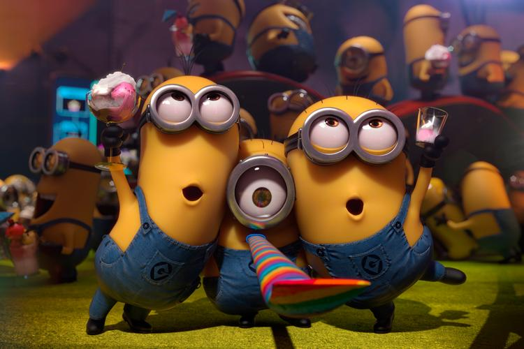 "Animated feature ""Despicable Me 2"" was the summer box office hit that  offset the studio's lackluster results in the home entertainment  sector for Universal."