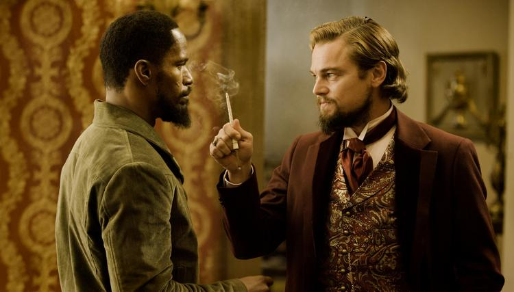 """Quentin Tarantino's """"Django Unchained,"""" starring Jamie Foxx and Leonardo DiCaprio, made the 2011 Black List of best unproduced screenplays. The site has since expanded to offer script-reading services."""