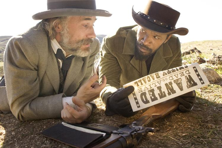 """Django Unchained"" rode to the top of the home-video charts last week, ranking first in both sales and rentals."