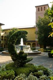 Another view of the DreamWorks Animation campus in Glendale, Calif.