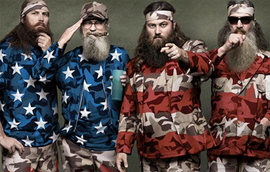 """Cracker Barrel has backed down from a ban on """"Duck Dynasty"""" merchandise after customers complained."""