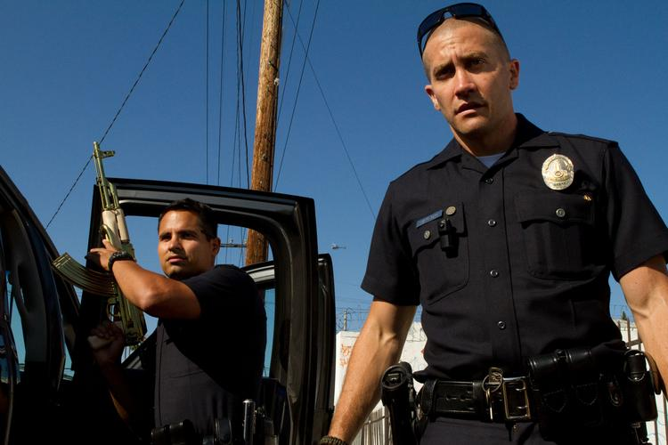"Exclusive Media's ""End of Watch,"" starring Michael Peña and Jake Gyllenhaal, is an official selection at the 2012 Toronto International Film Festival."