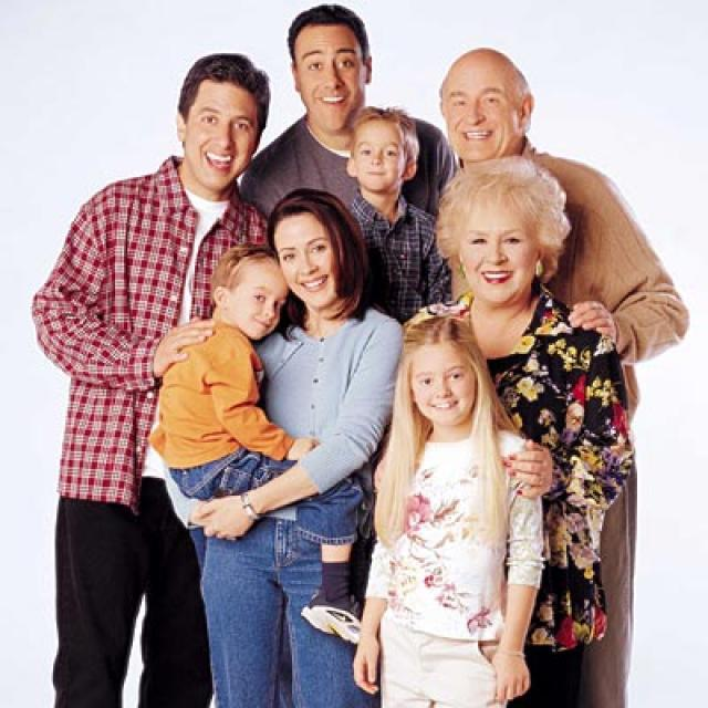 """CBS' classic sitcom """"Everybody Loves Raymond"""" will be available on Amazon Prime."""