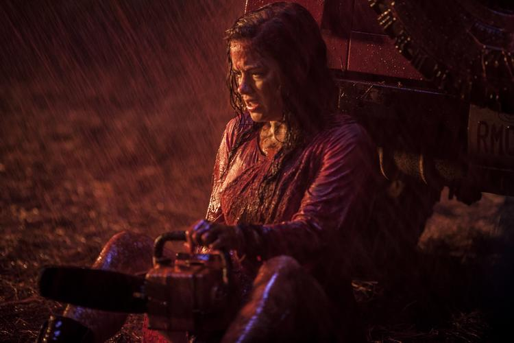 """Evil Dead"" grossed an estimated $26.0 million at the box office this weekend, averaging $8,595 from  3,025 theaters and ranking 10th all-time among horror remakes."