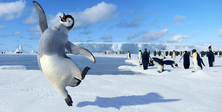 """Warner Bros, the studio behind the $384 million-grossing """"Happy Feet,"""" has established a creative consortium to develop and produce animated features."""