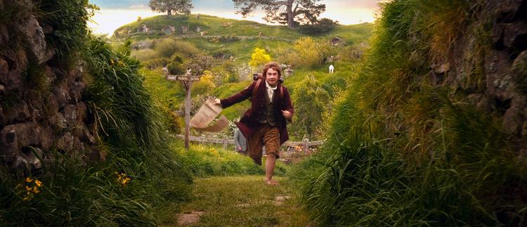 """The Hobbit: An Unexpected Journey"" will make its way onto Chinese screens on Feb. 15, almost a month after ""Skyfall."""