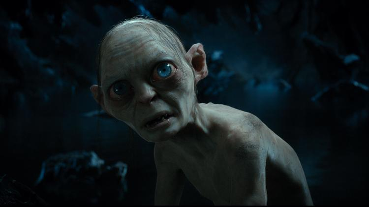 """Despite plunging 57 percent in its second weekend of release, """"The Hobbit: An Unexpected Journey"""" retained the top spot at the box office with an estimated $36.7 million."""