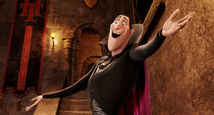 "After grossing almost $150 million at the box office, ""Hotel Transylvania"" ranked first on both the overall disc and Blu-ray sales charts as well as Home Media Magazine's rental chart."