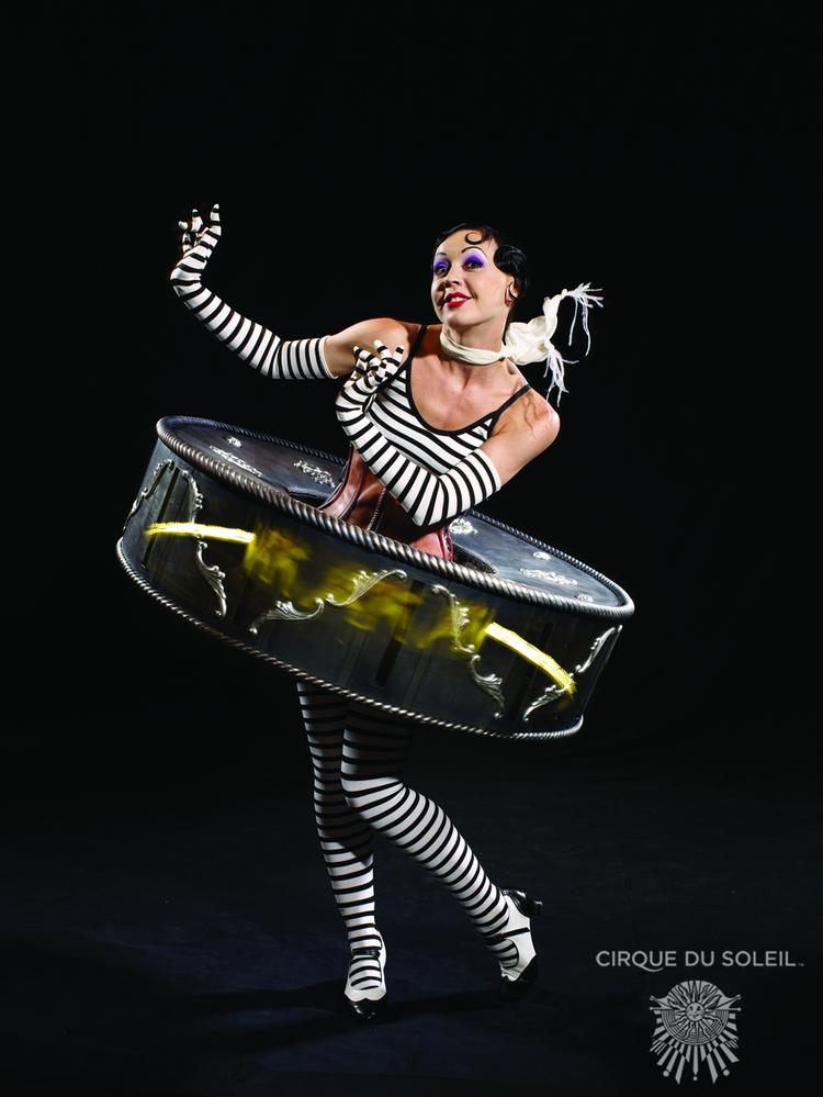 "Cirque du Soleil's final performance of ""Iris"" at the Dolby Theatre in Hollywood will take place Jan. 19."