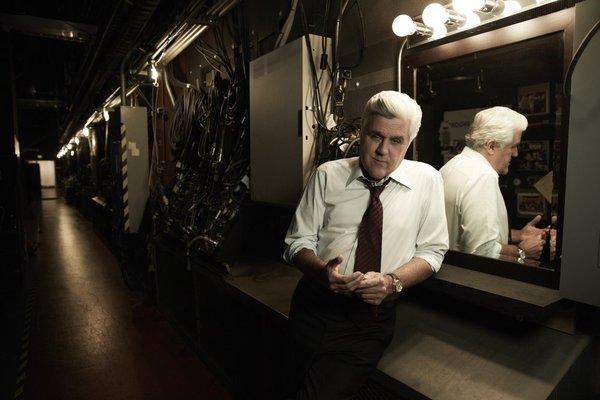 Jay Leno has reportedly come under fire from NBC chair Bob Greenblatt for making fun of the network's ratings woes during his nightly monologue.