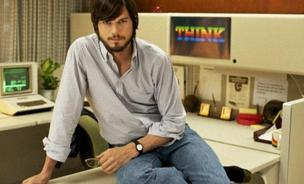 "Ashton Kutcher will be portraying Steve Jobs in the biopic ""Jobs,"" which will premiere at Sundance."