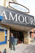 Three times the 'Amour' at the renovated <strong>Laemmle</strong> Royal
