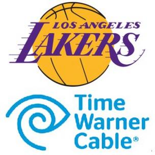 Los Angeles Lakers and Time Warner Cable