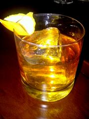 The Vieux Carre is one of many cocktails offered under bar manager Andrew Parish.