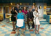 """Tyler Perry's """"Love Thy Neighbor,"""" a slapstick comedy set in a family-run diner, logged 1.65 million viewers in its debut on Wednesday, May 29."""