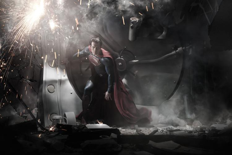 """""""Man of Steel"""" topped both overall and Blu-ray sales on home-video last week."""