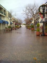 The Portola Hotel & Spa is in downtown and has many shops and restaurants in the plaza directly outside of the hotel.