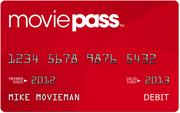 Checking in at a movie theater unlocks MoviePass subscribers' membership cards, which they can then use at the theater kiosk like any major credit card.