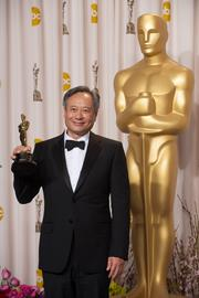"Ang Lee's ""Life of Pi"" won four Oscars on Sunday night, including, in a bit of an upset, best director."