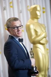 Christoph Waltz has won two Oscars now for roles in Quentin Tarantino movies.