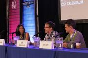 """Hulu panel featured the company's creative exec Charlotte Koh,John Lehr from Hulu's new comedy western """"Quick Draw"""" and showrunner Josh Greenbaum from docu-series """"Behind the Mask."""""""