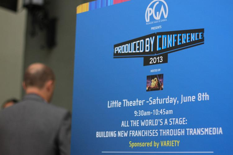 The 5th Annual Produced By Conference in Los Angeles featured two days of panels for a sold out crowd of industry players and aspiring producers