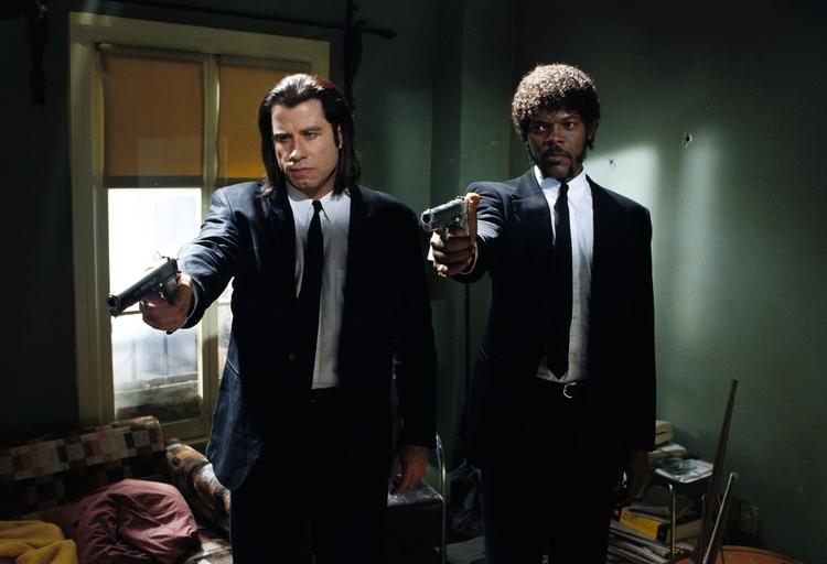 """Quentin Tarantino's """"Pulp Fiction"""" will be back on the big screen on Thursday, Dec. 6."""