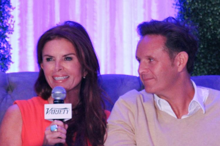 "Co-executive producers Roma Downey and Mark Burnett are working on a two-hour version of ""The Bible"" for theatrical release."