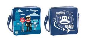 The Paul Frank-Pan Am limited edition bags are expected to hit the market in time for the 2012-13 holiday season.