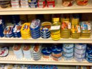 Sardines and other canned fish