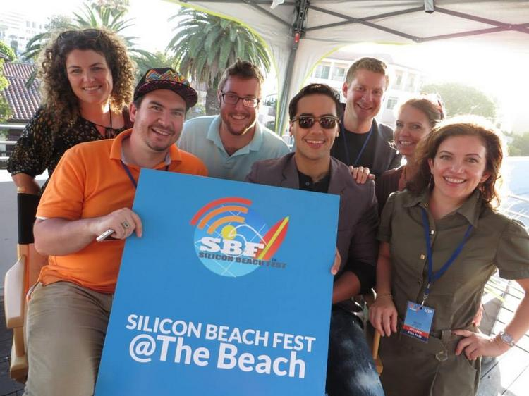 The Silicon Beach Fest saw a 50 percent jump in attendance this year, showing that the Los Angeles tech scene is growing in stature.