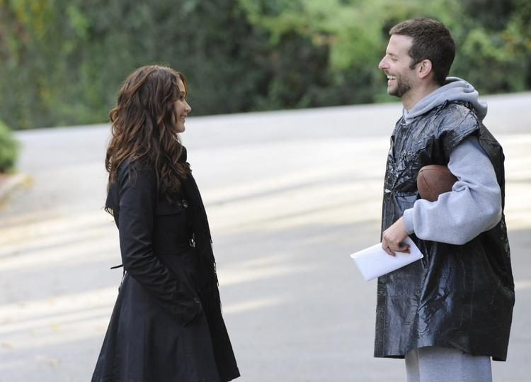 """""""Silver Linings Playbook"""" ranked first last week on both the overall disc and Blu-ray sales charts as well as the rental rankings."""