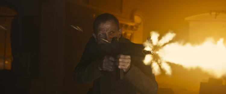 """""""Skyfall,"""" starring Daniel Craig as James Bond, has grossed $91.9 million in the United Kingdom and $321 million worldwide after less than two weeks in international cinemas."""