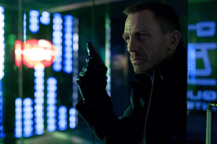 """""""Skyfall,"""" which has already grossed $321 million internationally, may make as much as $75 million in its domestic debut."""