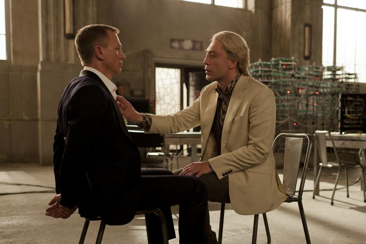 """""""Skyfall"""" has made an estimated $669.2 million worldwide, more than any other Bond movie, outgrossing the series' previous high by $70 million."""