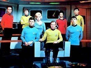 'Star Trek' lessons