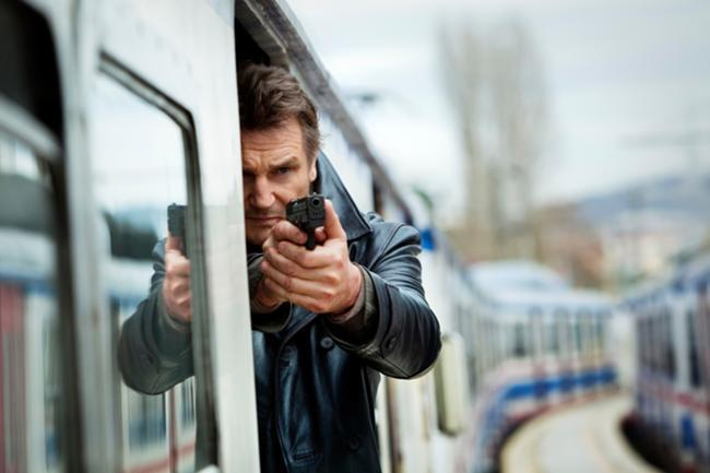"Liam Neeson reprises the role that breathed new life into his career as  an action star in ""Taken 2,"" which is poised to take $35 million at the  box office this weekend."