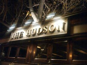 The Hudson, located in West Hollywood, has undergone a pair of renovations recently -- a renovation of the space itself and a renovation of the menu.