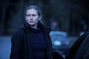 "Mireille  Enos is pictured in a scene from ""The Killing.""   Fox TV Studios and Netflix have inked a new streaming deal for the series."