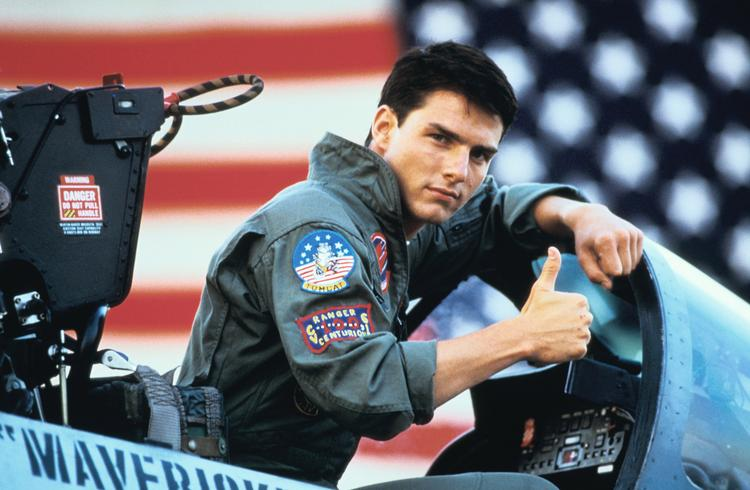 """""""Top Gun"""" will play will play exclusively in IMAX 3-D Feb. 8-13 before its release on Blu-ray on Feb. 19."""