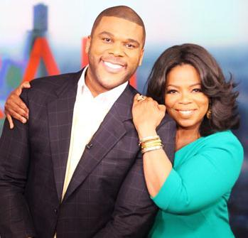 Tyler Perry has partnered with Oprah Winfrey in a multi-year deal to create TV shows for OWN.