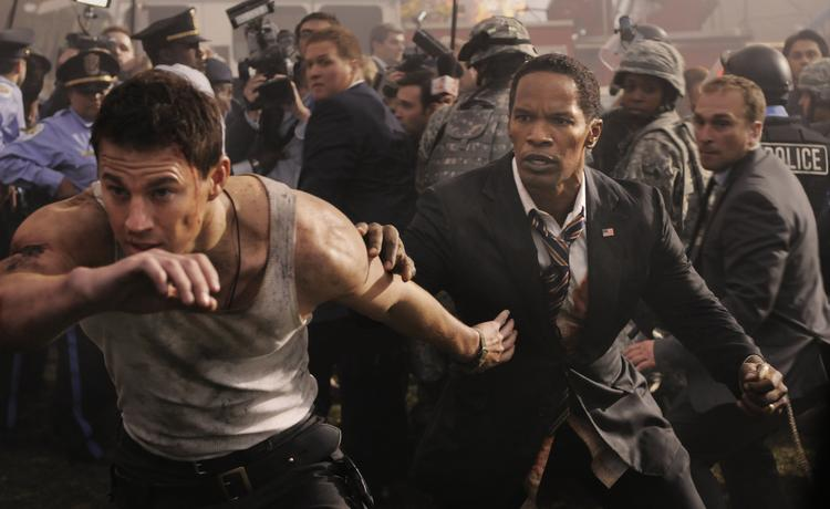 "The box-office performance of ""White House Down"" combined with the earlier flop of ""After Earth"" might lead to louder cries for Sony to spin off its entertainment assets."